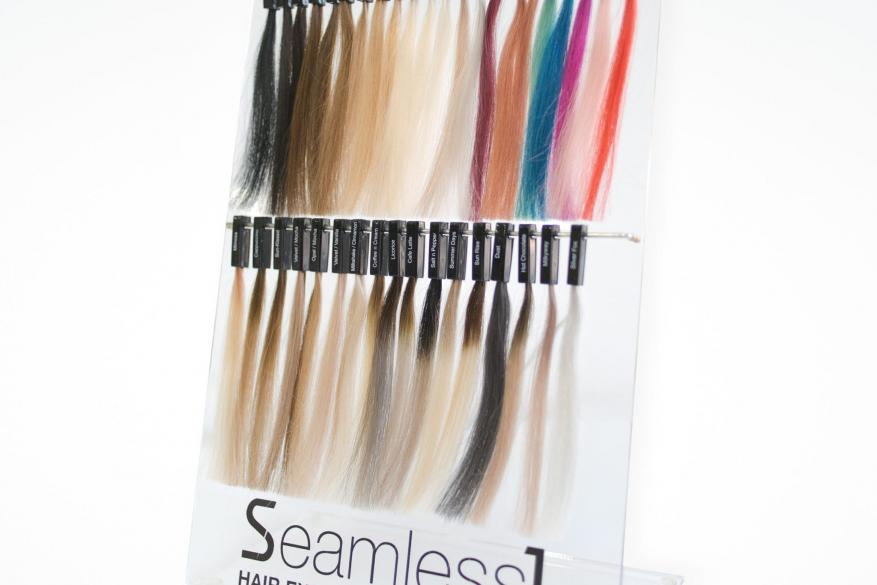 Seamless1 Hair Extensions
