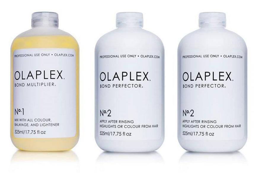OLAPLEX - Οδηγίες για σωστή χρήση