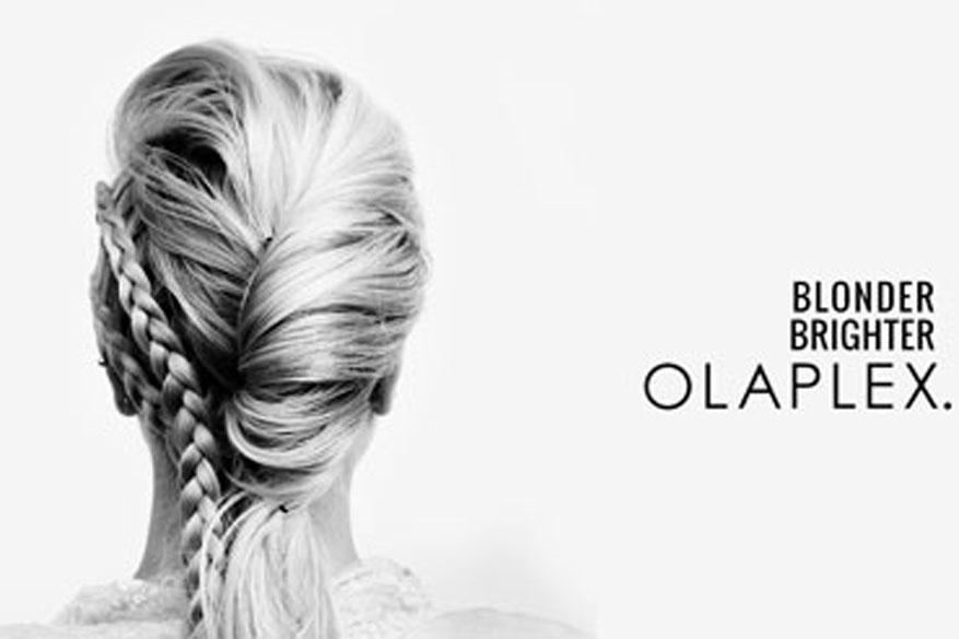 Θεραπεία μαλλιών με χρήση Olaplex